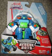 Transformers RESCUE BOTS HOIST THE TOW-BOT Vehicle Playskool Heroes TOW TRUCK