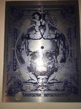 Handiedan Parallex 15 Aluminum Edition Poster Art Print.