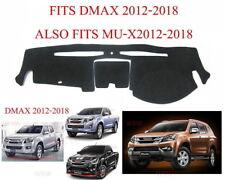 For 13-17 Isuzu D-MAX DMAX MUX Dash Mat Dashmat Pad Dashboard Cover Sun Shade