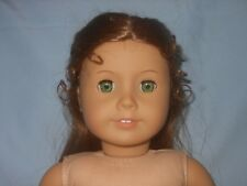 American Girl Doll Felicity Red Hair Green Eyes Retired 18""