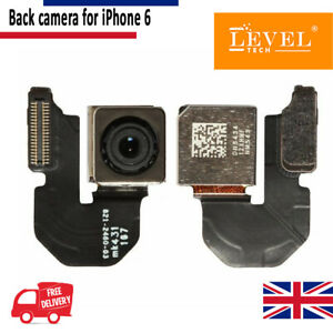 For iPhone 6 Replacement Back Rear Camera Main Lens Flex Cable Camera UK Genuine