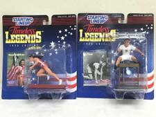 1996 Timeless Legends Starting Lineup Jim Thorpe & Florence Griffith Joyner NEW