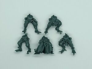 Warhammer 40k Genestealer Cult Acolyte Hybrids 5x Legs