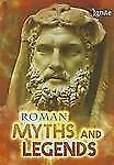 Roman Myths and Legends (All About Myths)-ExLibrary