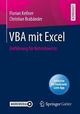 VBA mit Excel Florian Kellner