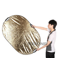 79x59in/200x150cm 5in1 Light Mulit Collapsible Portable Reflector Practical