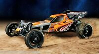 Tamiya 58628 Racing Fighter DT-03 RC Buggy Kit - DEAL BUNDLE w/ STEERWHEEL RADIO