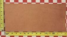 """HORWEEN ORCHID TUMBLED ESSEX W/ YUKON 5 oz. LEATHER 15""""x6.75"""" NAT. QLTY"""