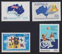 1981 Australia Post - Design Set - MNH - Decimal - Selected Issues for 1981