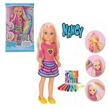 bambola bambolotto NANCY un giorno da hairstyle giochi preziosi per bambini