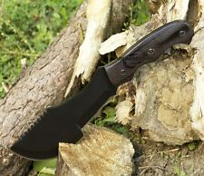 """11"""" TACTICAL COMBAT """"THE HUNTED"""" TRACKER KNIFE Survival Hunting Fixed Blade"""