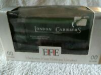 DIECAST MODEL EFE TRUCK OO 1:76 SCALE 10501 LONDON CARRIERS LIMITED