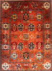 Hand-knotted Rug (Carpet) 9X12'1, Timuri mint condition