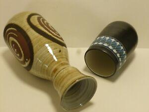 British Studio Pottery Ambleside & Briglin  Pottery (2 items) No Reserve Auction