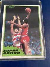 1981-82 Topps Moses Malone Super Action