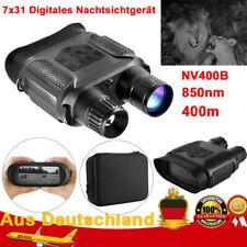 7x31 Nachtsichtgerät 850nm Infrarot Binokulares Fernglas 400m Nachtsicht V9E1