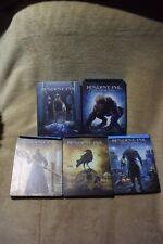 Resident Evil 1-5 Steelbooks Digital Copies Unused