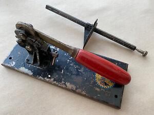 Vintage Juneero Multi Tool & Bend Punch Tool