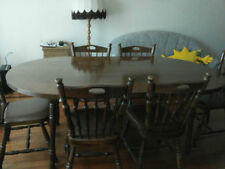 Unbranded Oval Dining Sets 7 Pieces