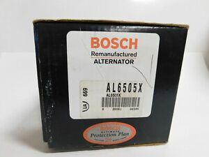 Alternator Bosch AL6505X Reman fits 1988 Eagle Premier 3.0L-V6