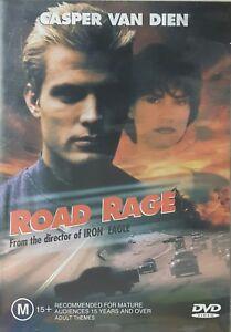 Road Rage DVD - Casper Van Dien Action Movie