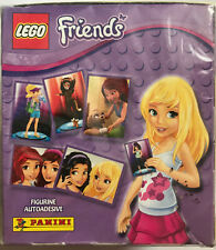 Panini, BOX (50 packs) stickers Disney Lego Friends 2015 Unopened