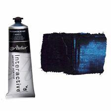 Atelier Interactive Artist Acrylic 80ml Prussian Blue Hue S1