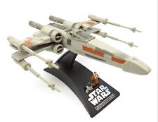 Star Wars Action Fleet Wedge Antilles X-Wing Starfighter Red 2 II Loose Complete