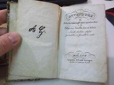 1800 AVVENTURE DI FEDERICO SINO AGLI ANNI 14 E DI ELISA SUA SORELLA ... SONZOGNO