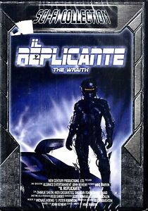IL REPLICANTE Charlie Sheen Nick Cassavetes (Sci-fi Collection) DVD FILM SEALED