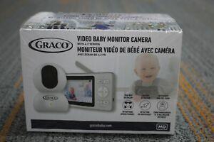 "Graco GRCOM-202 4.3"" Screen HD Video Baby Monitor Camera"