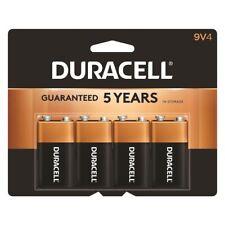 Duracell Coppertop 9V4 Alkaline Batteries - 2 Packs Of 9V2 - 4 Count