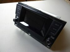 VW Golf Sportsvan Touran 5t Radio Composition Touch DAB + Digital Radio 510035887a