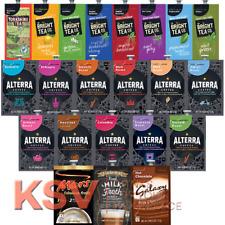 Flavia Drinks Sachets. Coffee Tea Galaxy Hot Chocolate - FULL CASES OF DRINKS