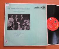 RB-6652 The Heifetz-Piatigorsky Concerts Franck Brahms EXCELLENT RCA Mono LP