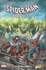 SPIDER-MAN LA SAGA DEL CLONE 2 - LA TELA DELLA MORTE - Marvel Italia - NUOVO