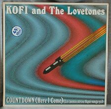 KOFI AND THE LOVETONES - VINILO MAXI-SINGLE