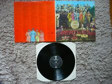 The Beatles Sgt.Peppers Lonely Hearts Club Band Vinyl 1973 France Press LP EXC