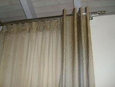 Gestreifte moderne Gardinen & Vorhänge aus Mischgewebe