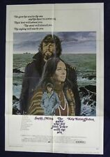 THE SAILOR WHO FELL FROM GRACE WITH THE SEA 27X41 FOLDED MOVIE POSTER STYLE A