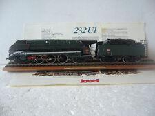 Jouef  Club Locomotive 231 U1 avec son tube d'origine
