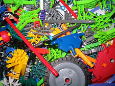 Mixed Lot K'NEX KNEX Assorted Loose Parts & Pieces 6 pounds 12 Ounces