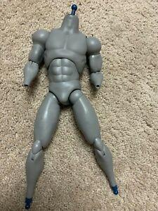 Sideshow Sixth Scale Batman 1/6 Superhero muscular DC for Custom first version
