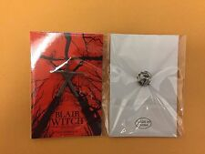 Blair Witch 2016 ORIGINAL Promotional Pin Set of 2 James Allen McCune Hernandez