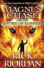Magnus Chase and the Sword of Summer by Rick Riordan (Paperback, 2016)