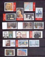 BELGIUM 2004-5 various commems MLH + M/S CTO