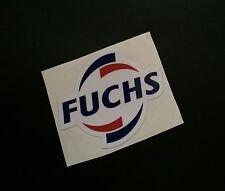 FUCHS sticker/decal x2