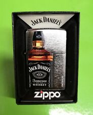Original Genuine Jack Daniels Zippo Lighter