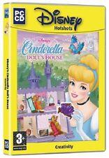 Disney's Cinderella Dollhouse (PC) - Free Postage - UK Seller NP