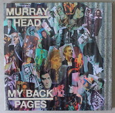 *** MURRAY HEAD. MY BACK PAGES ***  CD VINYL REPLICA DELUXE